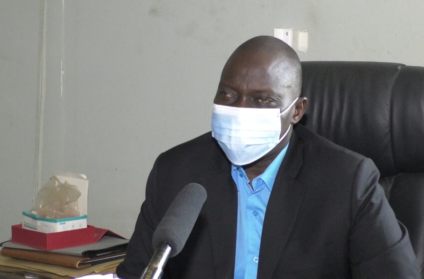 South Sudan's government won't use expired COVID-19 drugs