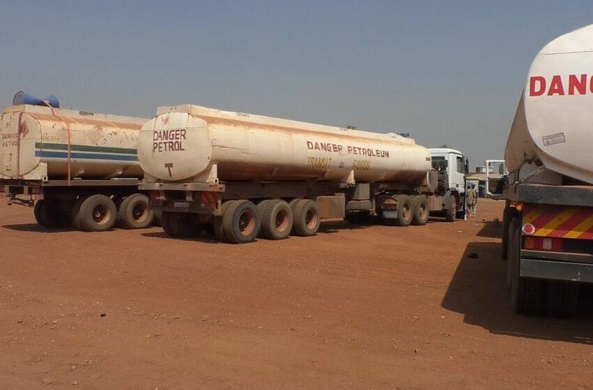 Kenya Transporters Association advises its drivers not to enter South Sudan