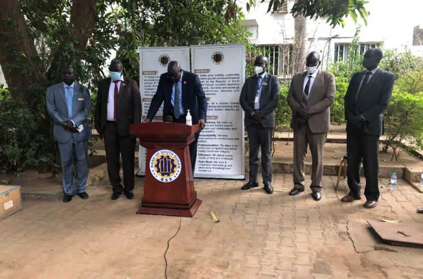 South Sudan pays $1.5M to the East African Community