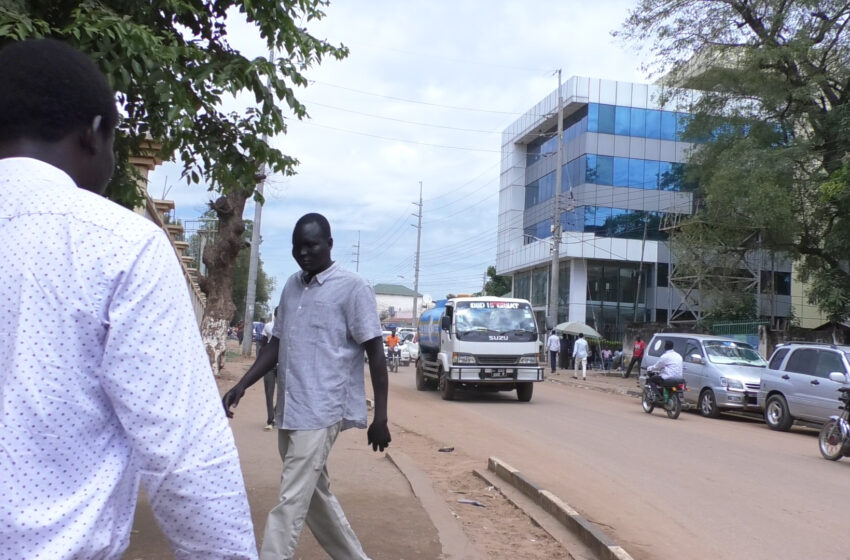 South Sudanese Should Reduce On Upward Delegation