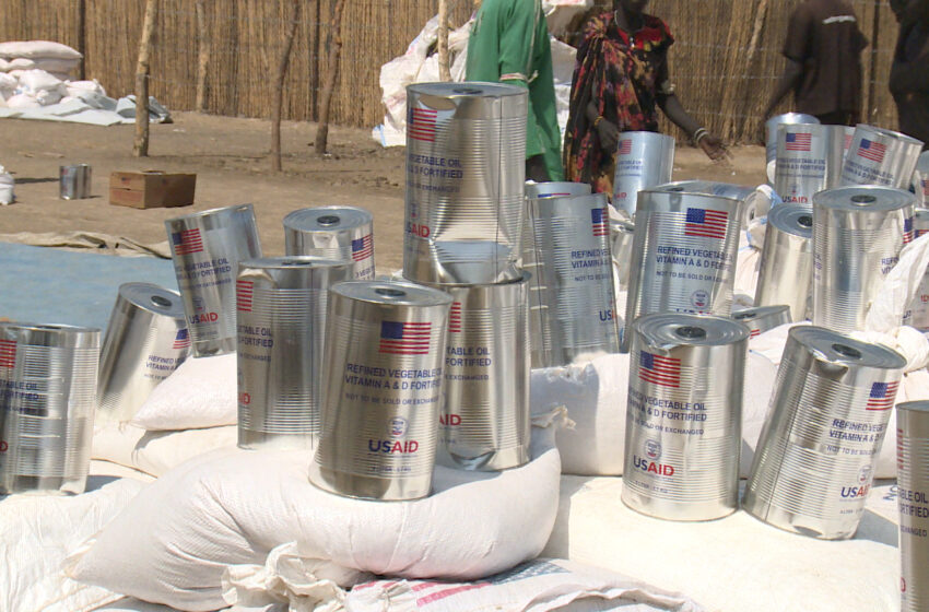Aid Agencies Partner To Save South Sudanese Lives