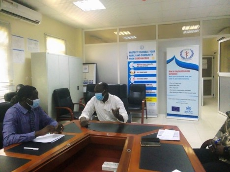 South Sudan to return 72,000 COVID-19 doses to WHO
