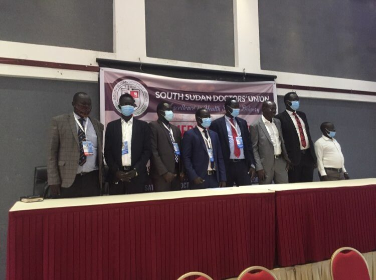 South Sudan's medical personnel to down tools over killing of Doctor.