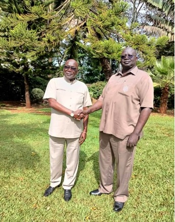 Ex- army General defects to Malong's faction