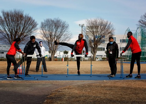 Olympics officials commend athletes' performance in Japan
