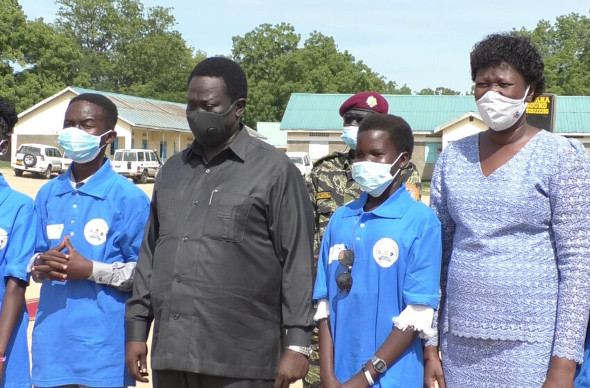 South Sudan's government to launch COVID-19 vaccination campaign for teachers