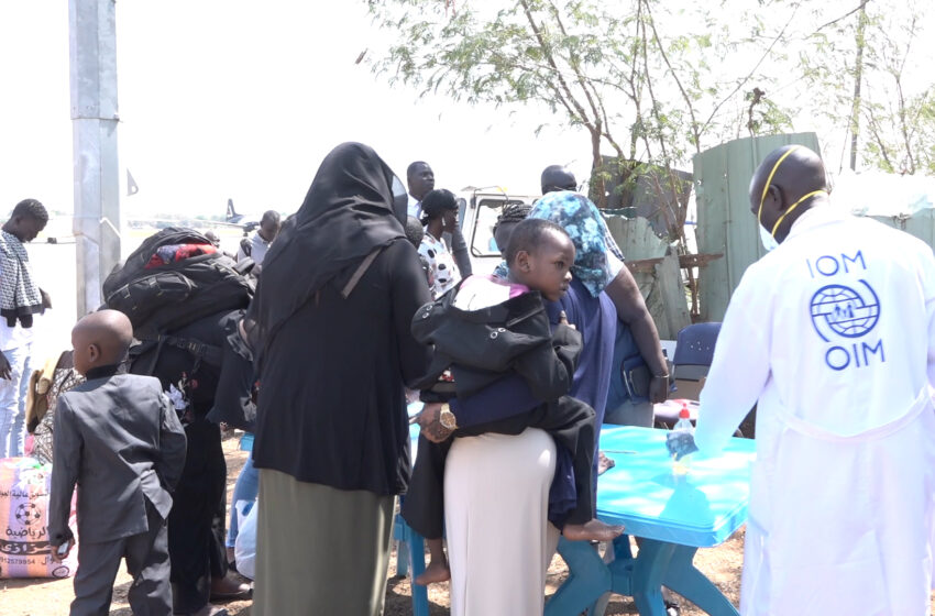 More than 800,000 South Sudanese may face reduced access to life-saving health care by June: IOM warns