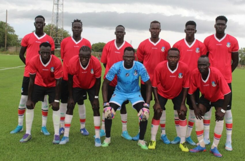 What's Behind South Sudan's National Team Missing 2021 FIFA Competition