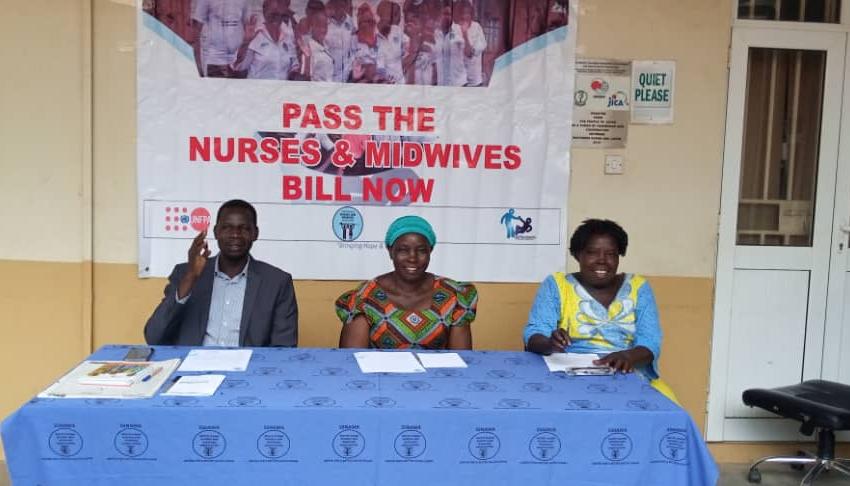 Nurses in South Sudan Demand Urgent Enactment of Bill