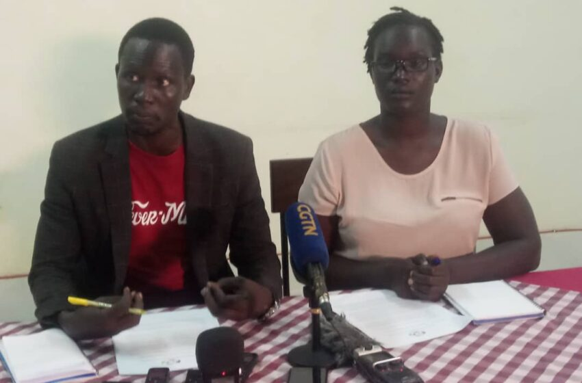 South Sudan Youths Appeal For Inclusion In Enterprise Fund Bill