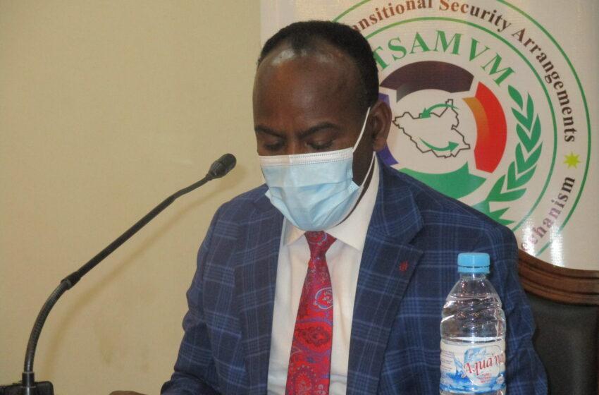 South Sudan Peace Monitor In Financial Crisis