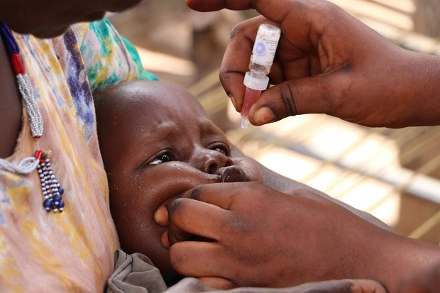South Sudan Starts Rolling Out Second Dose Of Polio Vaccines