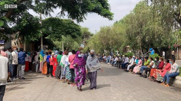 """Polling: Ethiopians Successfully Exercised Their Right Of """"Free And Fair Election"""""""