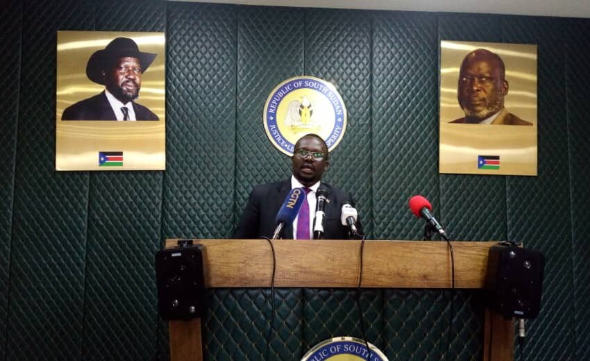 South Sudan Proposes $1.9Bn 2021/2022 fiscal Year Budget