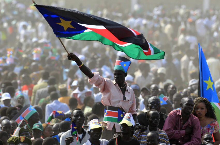 South Sudan's 10 Year Independence Anniversary