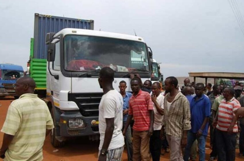 South Sudan removes checkpoints, deploys heavily as trucks resume imports