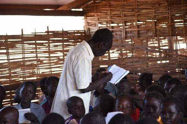 In South Sudan, teaching is unenviable