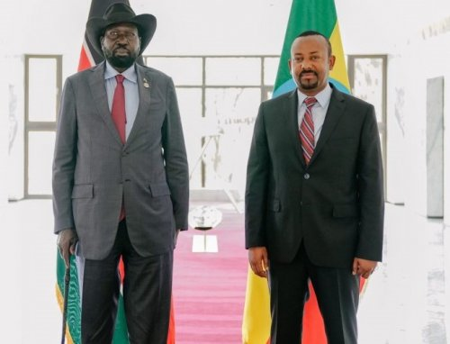South Sudan president to mediate in Ethiopian conflict