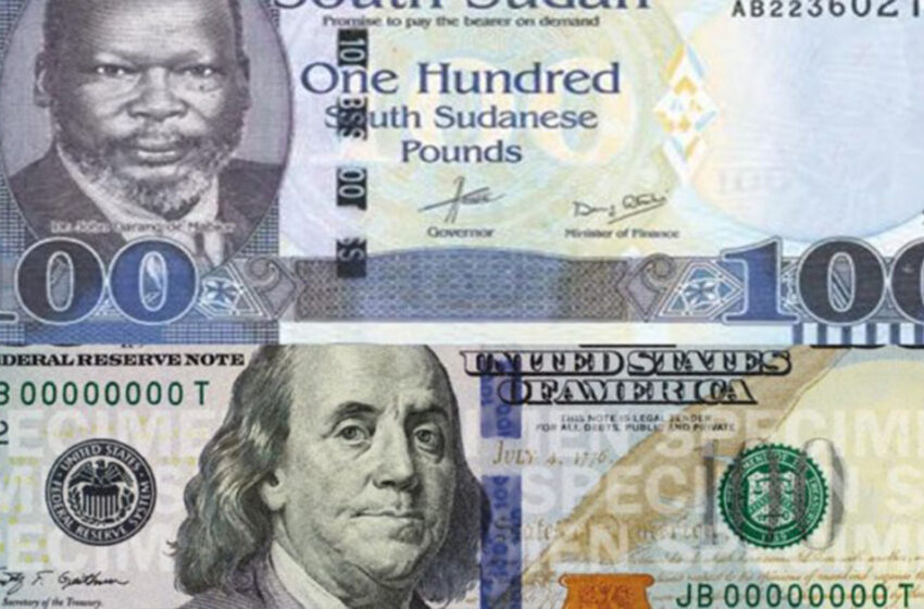 South Sudanese wary over price-hike as dollar fluctuates on local currency